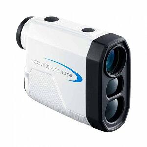 ニコン クールショット COOLSHOT 20 GII ゴルフ 距離測定器 : ホワイト 最軽量 Nikon(距離計測器 距離計測 距離計 距離測定 距離測定器)