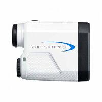 ニコン クールショット COOLSHOT 20 GII ゴルフ 距離測定器 : ホワイト 距離計 最軽量 Nikon