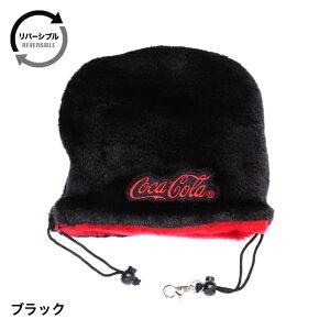 コカ・コーラ アイアンカバー メンズ ゴルフ ブラック