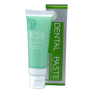 口臭予防の第一人者、Dr.HONDAプロデュースエクセレントブレス ブレスコントロール 薬用デンタ...