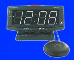 必ず起きれる!!振動式強力目覚まし時計「ビッグタイムアラーム」