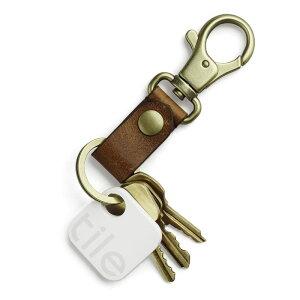 タイル スマホ連携 探し物発見器 探知機 2枚セット Tile Phone Finder Wallet Finder Item Finder