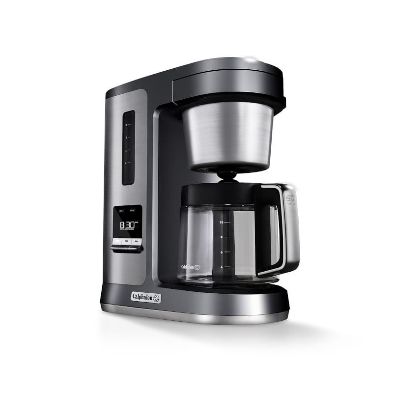 コーヒーメーカー カルファロン スペシャルブリュー ガラスカラフェ 10カップ Calphalon Special Brew Coffee Maker BVCLDCG1 家電