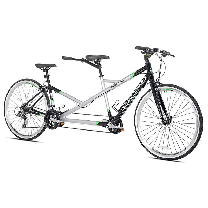自転車・サイクリング, タンデム自転車  700c Giordano Duetto Tandem Road Bike