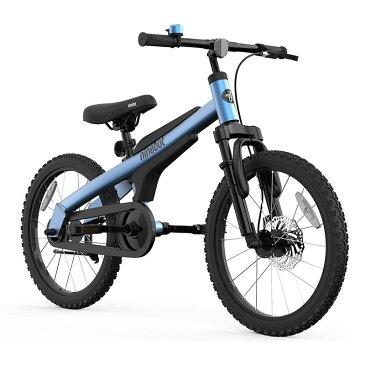 セグウェイ ナインボット キッズバイク 子供用 自転車 Segway Ninebot Kids Bike for Boys and Girls, 14 inch with Training Wheels, 14 18 inch with Kickstand, Pink Blue Red