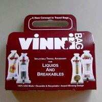 ヴィニバッグトラベル用ワインバッグVinnibagVB01InflatableTravelWineBag