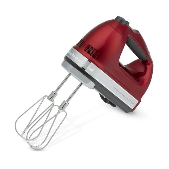 キッチンエイド ハンドミキサー 9スピード 9段階 ウイリアムズ ソノマ限定モデル KitchenAid 9-Speed Hand Mixer 家電