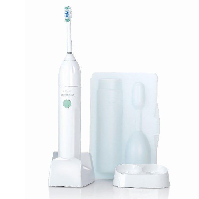 フィリップス ソニッケアー エッセンス 充電式電動歯ブラシ Philips Sonicare Hx5351/46 Essence, Rechargeable, Power Toothbrush, White
