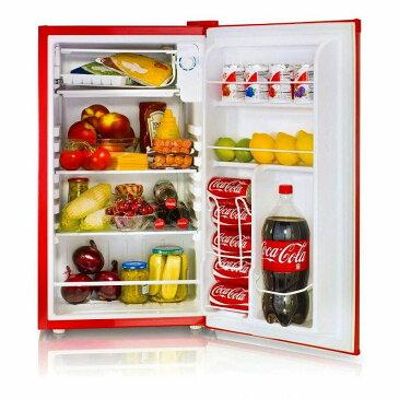 コカ・コーラ ノスタルジア レトロ 冷凍冷蔵庫 栓抜き付 西海岸 カリフォルニアNostalgia RRF300SDBCOKE Coca-Cola Compact Refrigerator