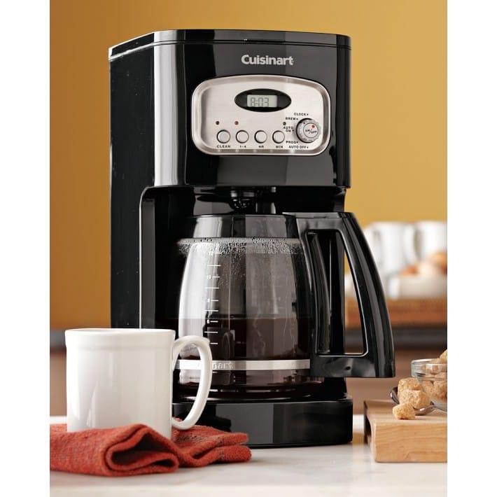 クイジナートコーヒーメーカー 12カップ タイマー付 Cuisinart DCC-1100 12-Cup Programmable Coffeemaker 家電
