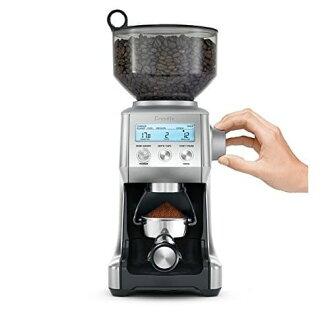 佈雷維爾智慧磨咖啡波頓磨床 BCG820BSSXL 佈雷維爾智慧磨床臨咖啡磨豆機