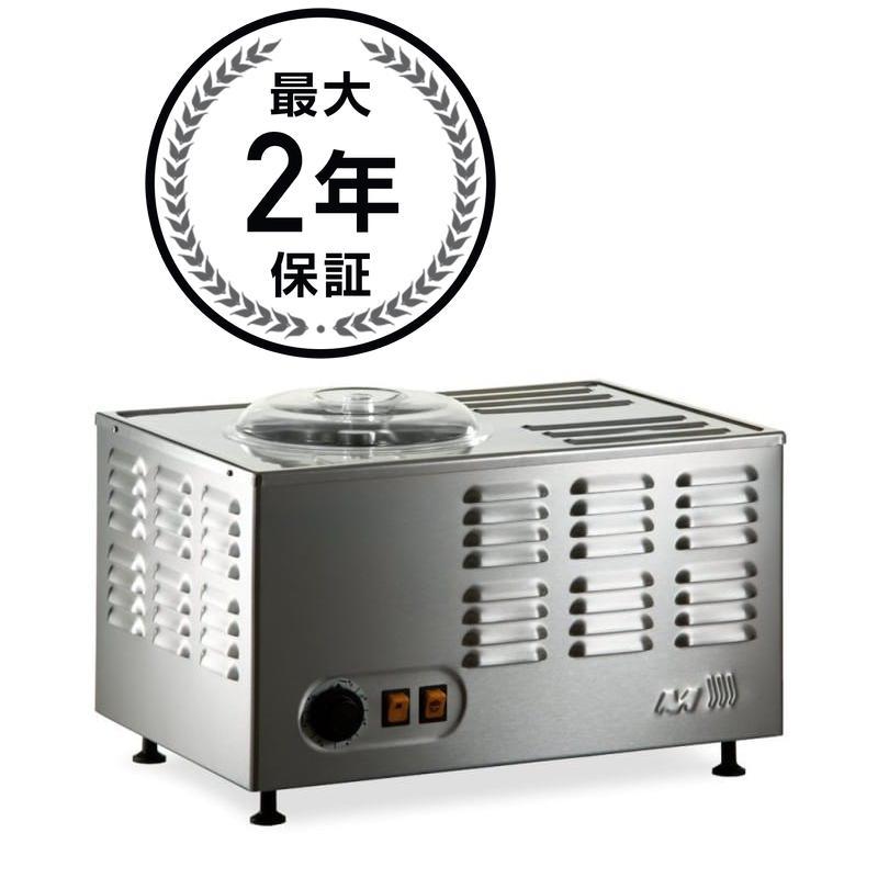 レロ 業務品質 アイスクリームメーカー 容量約2L Lello Musso Pola 5030 Dessert Maker 家電