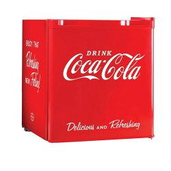 コカコーラ小型冷蔵庫冷凍庫付NostalgiaElectricsCoca-ColaSeriesCRF170COKEMiniFridge【smtb-k】【kb】【RCP】