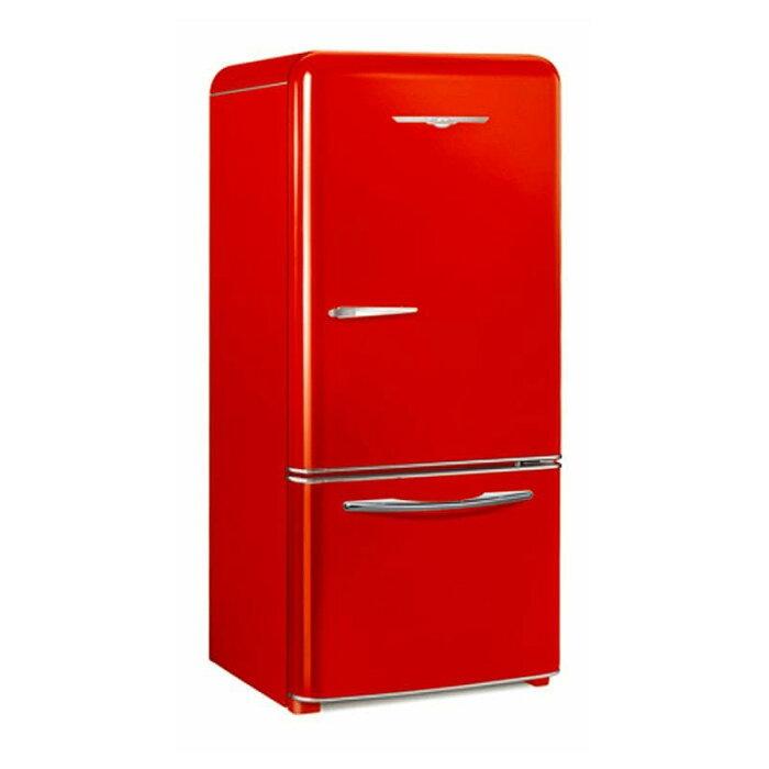 冷蔵庫 レトロ アンティーク ビンテージ エルマイラ ストーブ ワークス ノーススター 冷凍庫が下 523L Elmirastoveworks Northstar Refrigerators Model 1950 家電