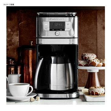 ウイリアムズ・ソノマ クイジナート 豆挽き付 コーヒーメーカー 10カップ ステンレスカラフェ williams-sonoma Cuisinart Next Generation 10-Cup Thermal Burr Grind & Brew Coffee Maker