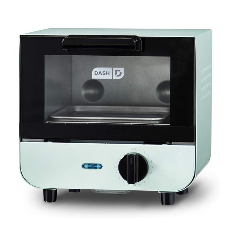 トースター, オーブントースター  Dash DMTO100GBAQ04 Mini Toaster Oven Cooker