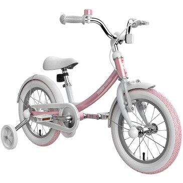 セグウェイ ナインボット キッズバイク 子供用 自転車 14インチ 補助輪 スタンド付 Segway Ninebot Kids Bike for Boys and Girls, 14 inch with Training Wheels, Kickstand