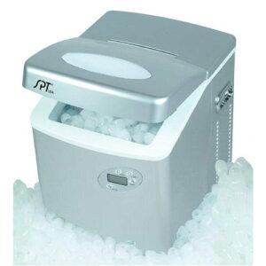 アイスキューブがあっという間に!【送料無料】 自動製氷機 ポータブルキューブアイスメーカ...