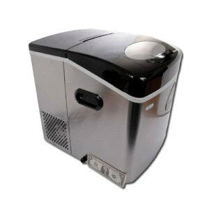 アイスキューブ(氷)があっという間に!【送料無料】 自動製氷機 ポータブルキューブアイス...