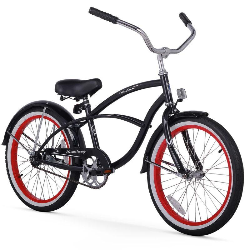 自転車・サイクリング, ビーチクルーザー  20 Firmstrong Urban Boy 20 Beach Cruiser Bicycle