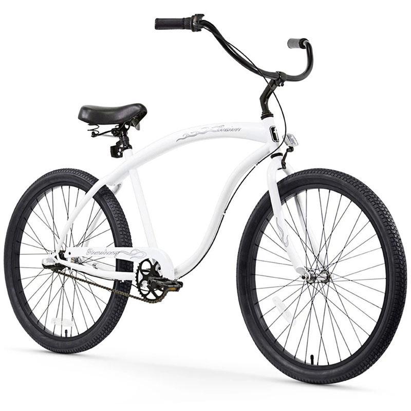 自転車・サイクリング, ビーチクルーザー  26 3 Firmstrong Bruiser 3 Speed - Mens 26 Beach Cruiser Bike
