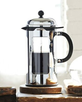 bodamutipottofurenchipuresu紅茶綠茶電咖啡壺8茶杯威廉斯·索諾馬Bodum Chambord French Press with Locking Lid,8-Cup Williams-Sonoma