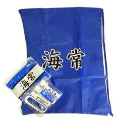 【セット・ラッピング不可】●1546【黒子のバスケ】バッシュ巾着袋+合宿セット(海常)