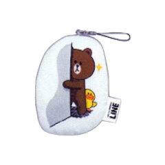 【送料189円メール便80円★お買上げ1500円以上の場合】【LINE】縫製クリーナー(ブラウンD)