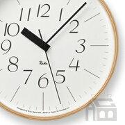 クーポン ポイント レムノス クロック 掛け時計