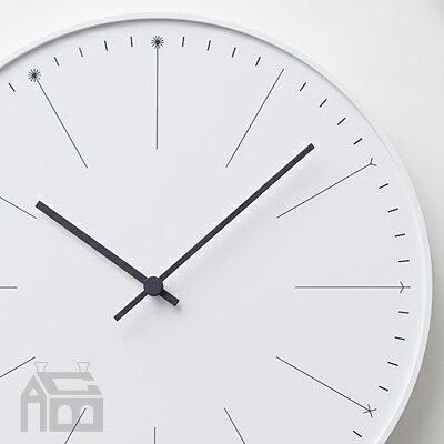Lemnos dandelion レムノス ダンデライオン NL14-11 nendo/佐藤オオキ/掛時計/掛け時計/かけ時計/壁掛け/北欧/おしゃれ/デザイン時計/インテリア時計