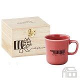LISA LARSON リサラーソン 木箱入マグ(マイキー) マグカップ/ギフト/プレゼント/贈り物
