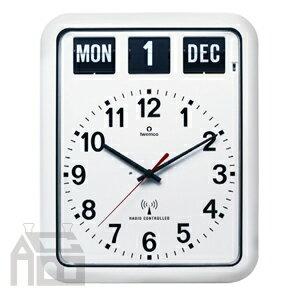 TWEMCO RC-12A WHITE トゥエンコ カレンダー時計 置き...