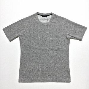 TOMORROWLAND【トゥモローランド】クルーネックパイルTシャツ