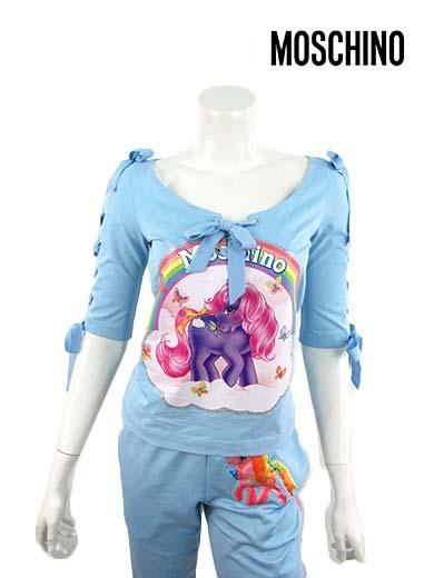 トップス, Tシャツ・カットソー 59,00090OFFMOSCHINO COUTUREMy Little Pony363840
