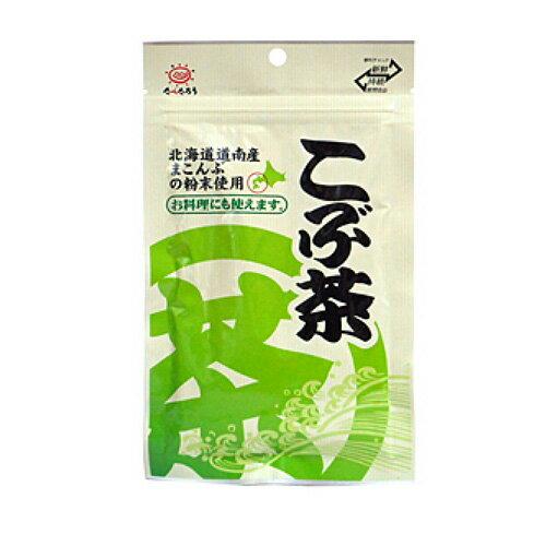 前島食品 こぶ茶 60g
