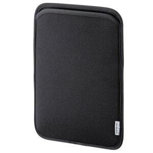 サンワサプライ PDA-TABS10BK ネオプレンスリップインタブレットPCケース ブラック…