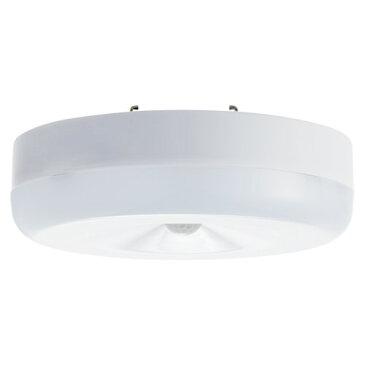 人感センサー付LED小型ライト 60W相当 昼白色 TN-CLMS-N ドウシシャ ルミナスLED シーリングライト 天井照明 人感センサー