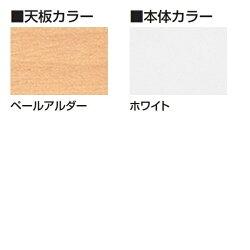 【受注生産品】生興NSカウンターインフォメーションタイプW1200×D700×H950NSL-12TINPW(天板ペールアルダー/本体ホワイト)