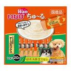 いなば wan ちゅ〜る とりささみ チーズミックス 14g×20本 DS-126