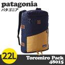 Patagonia パタゴニア 48015 トロミロパック 22L Toromiro Pack ネイビーブルー