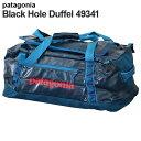 Patagonia パタゴニア 49341 ブラックホールダッフル 60L ビッグサーブルー Black Hole Duffel