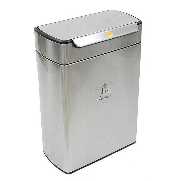 シンプルヒューマン CW2018 タッチバーカン リサイクラー ゴミ箱 48L SIMPLEHUMAN【12月7日まで期間限定価格】