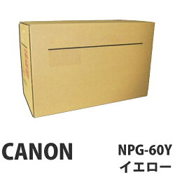 CANONNPG-60Yトナーイエロー3500枚純正品