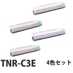 OKITNR-C3Eリサイクルトナーカートリッジ4色セット
