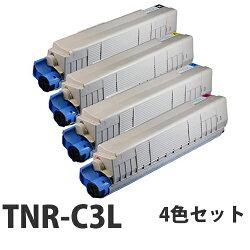 OKITNR-C3Lリサイクルトナーカートリッジ4色セット
