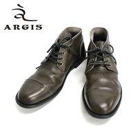 ■ARGISアルジス12103(BLACK:ブラック)本革革靴メンズレザーシューズチャッカブーツ黒色=送料無料=【日本製】【RCP】10P20Nov15