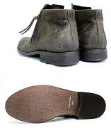 ARGISアルジス*12112(DARKBROWNSUEDE:ダークブラウンスエード)本革革靴メンズスエードサイドジップブーツ=送料無料=【日本製】【RCP】10P04Aug13