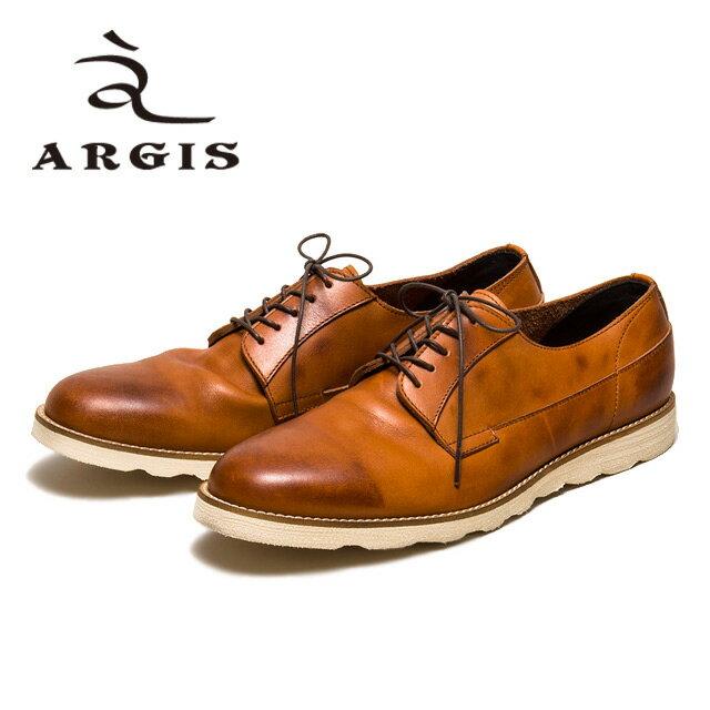 メンズ靴, ビジネスシューズ ARGIS 91101 5 BROWN