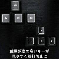 エレコムゲーミングキーボードDUX全キーカスタマイズハードウェアマクロ対応TK-DUX30BK