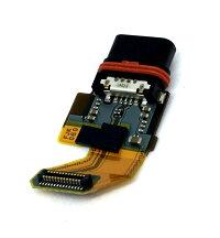 【SONYXPERIAZ5】ドックコネクターエクスぺリアMicroUSB充電口交換用パーツ【SO-01HSOV32】